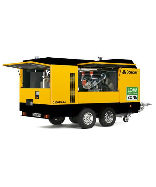 Compressor C200 TS